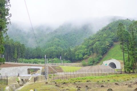 舞鶴若狭自動車道の写真