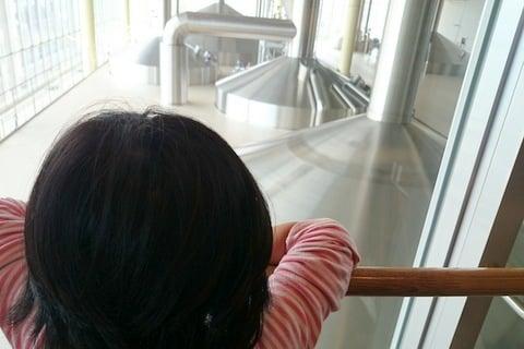 ビール工場見学の写真