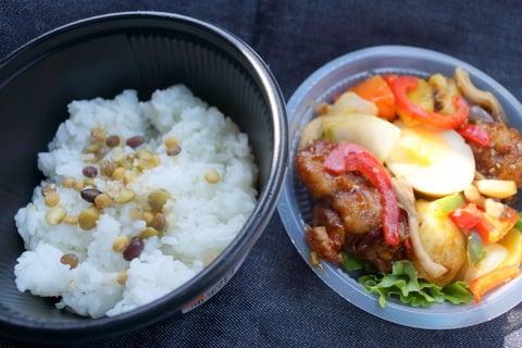 バローのお弁当の写真