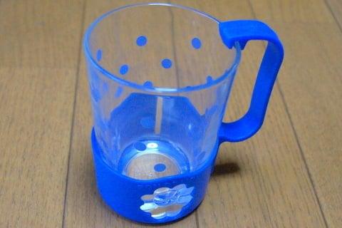 ミスド福袋のグラスの写真
