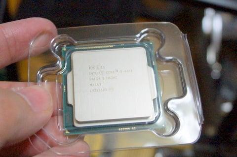 Core i5-4460の写真