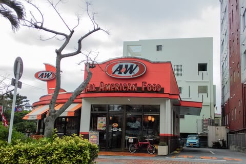 A&Wの写真