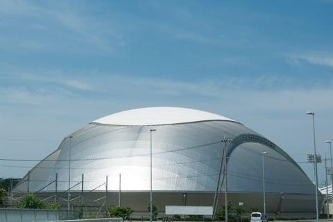 沖縄県の公共施設の写真