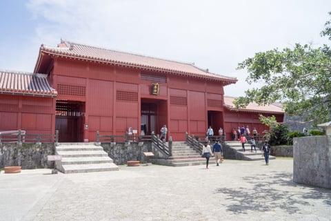 奉神門の写真