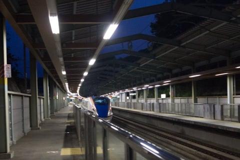 北陸新幹線E7系の写真