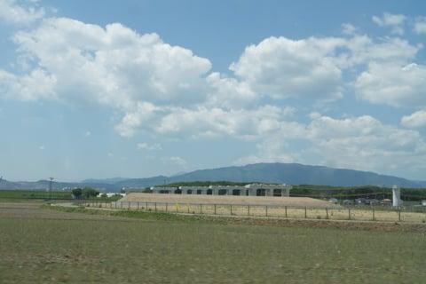 大野・神戸IC予定地の写真