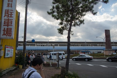 JR岐阜羽島駅の写真