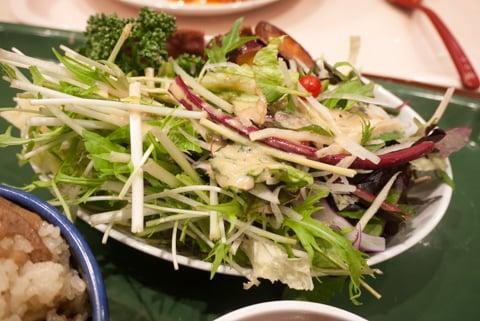 野菜もりもりの写真