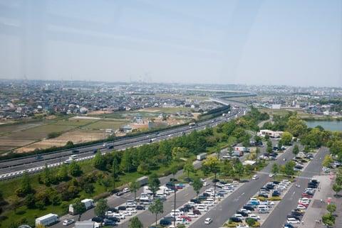 伊勢湾岸自動車道の写真