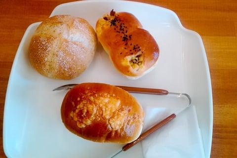 阪急ベーカリーのパンの写真