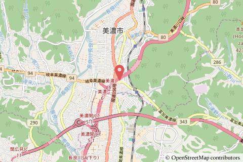ファミリーマート関白金店の地図の写真